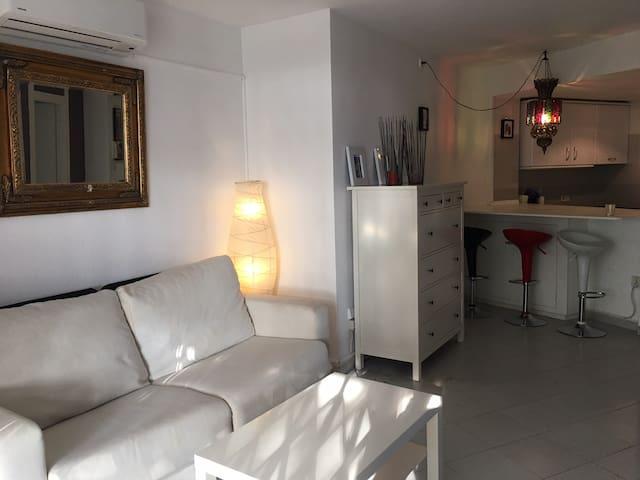 moderno apartamento con piscina zona Pacha - Ibiza - Apartamento