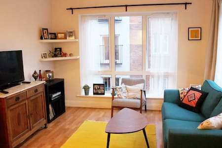 New and VERY central modern apartment - Dublin