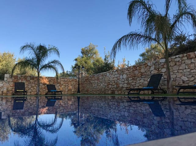 Aktis luxury villa