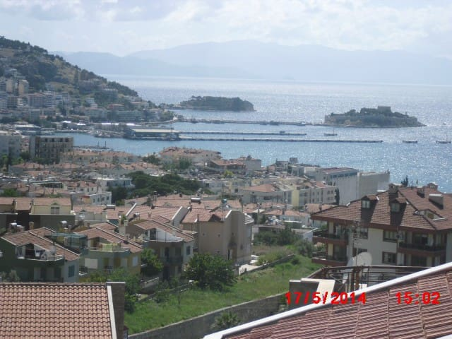 KUSADASİ VİLLA SEA VIEWS (FOR 3 PERSONS)