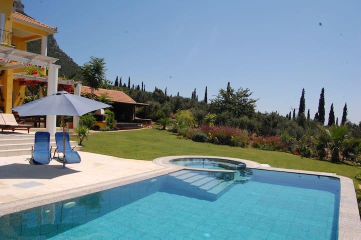 large luxury private villa - Kyparissia