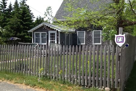 Lovely Cape Style Home near Acadia - Winter Harbor - Σπίτι