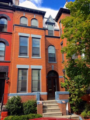 Beautiful Historic DC Row House  - Washington - House