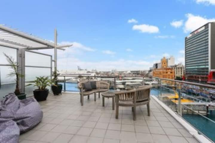 Stunning Waterfront Location with Huge Balcony! 2519