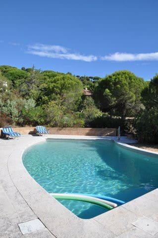 Villa vue mer proche Saint Tropez - Ramatuelle
