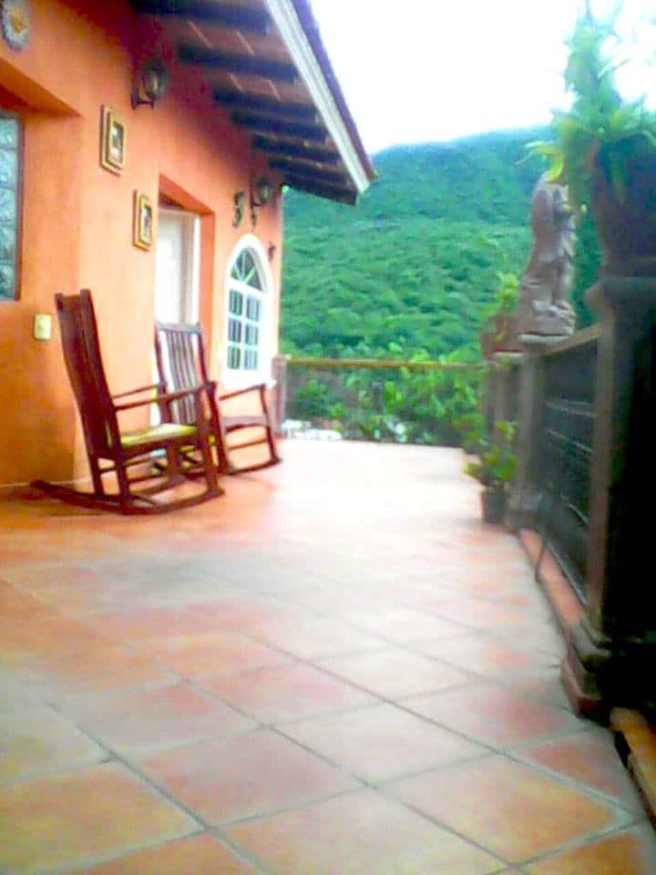 Habitación Sencilla en Hotel Casa Corita