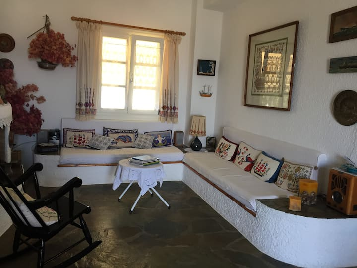 One-two rooms to rent - Spetses Island