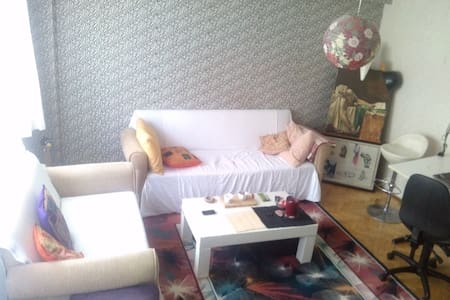 Central flat in Besiktas Bosphorus - Istanbul - Bed & Breakfast