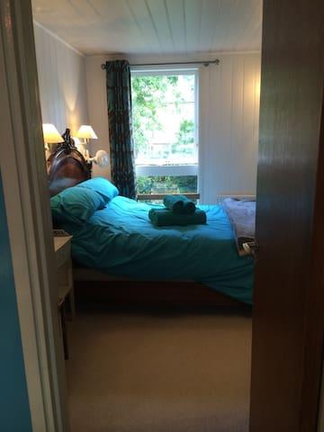 A restful double room en suite