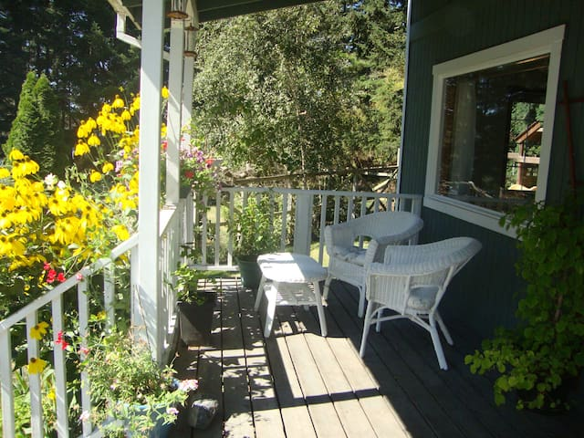 Seaside Cottage -1 mile to Moran State Park - Eastsound - House