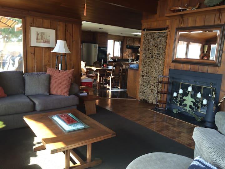 Beautiful spacious private home on Catalina Island