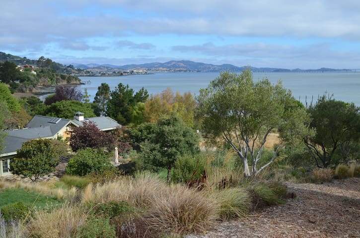 Private Waterfront Property - Belvedere Tiburon - House