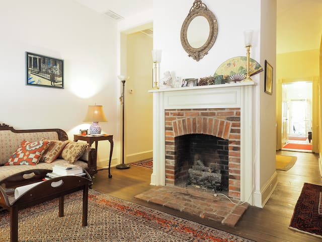 Historic Townhome, steps 2 Main + City Dock - Annapolis - Huis