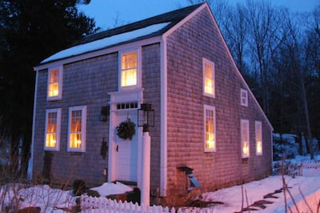 Antique Cape Home, Modern Comforts - 布魯斯特(Brewster)