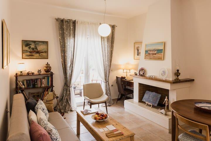 """""""Estia House"""" Cozy-Comfortable Apartment"""