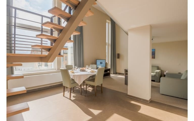 Family Apartment - 120 m² - Antwerpen