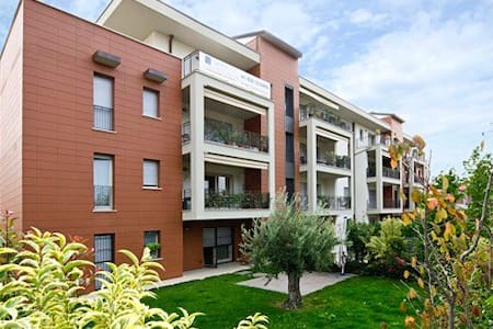Stupendo bilocale - Brescia - Apartamento