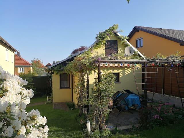 Gemütlicher Bungalow in der Sächsischen Schweiz