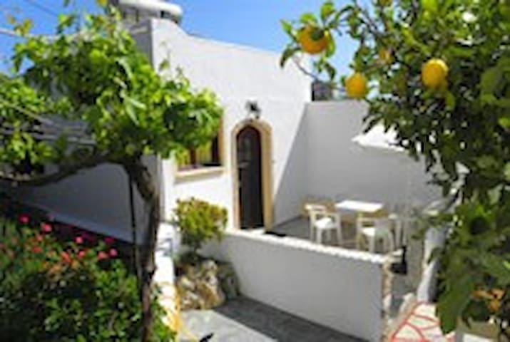Ideal place for family near the beach with garden - Ammoudara - Pis