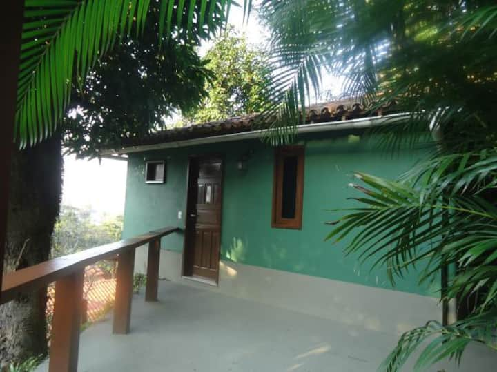 House in Itacoatiara for single or couple.