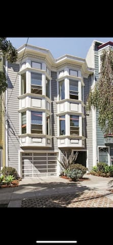 3 bedroom/2 bathroom in the heart of San Francisco