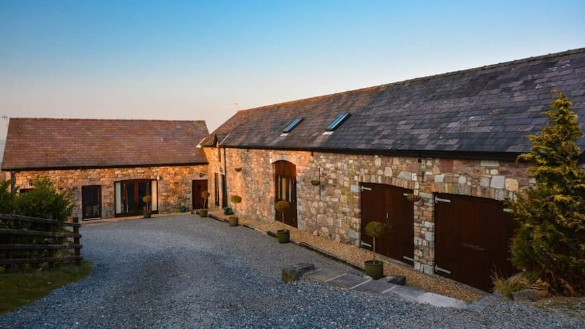 Ramblers Retreat Holiday Cottage - Llangadog - Hus