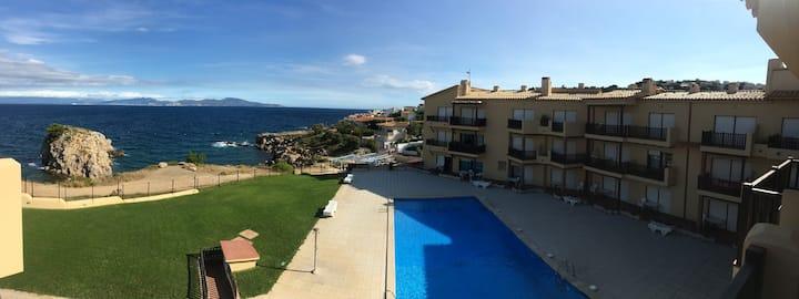 Nice Apartment in L'Escala / Punta Montgó -Gerona