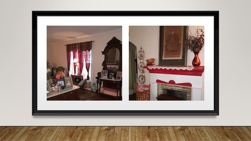 J. F. Cole Historic Home Executive Suite