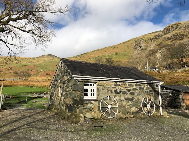 Bunkhouse in Llanberis Pass Snowdon National Park