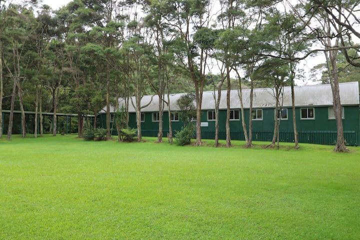 Great large group accommodation with 36 beds