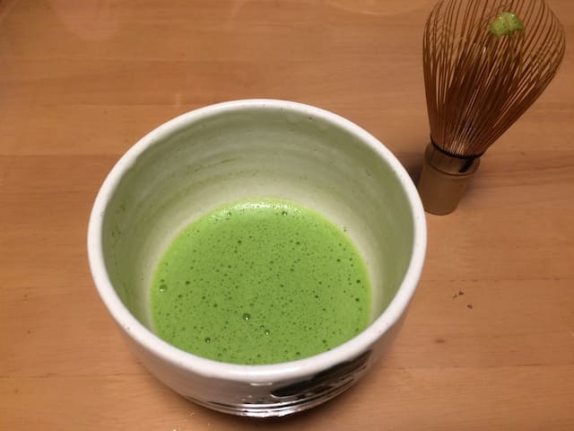 You can experience real macha. I have.