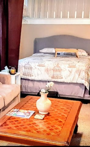 Cozy luxury apartment-Airport Hospitals Mall Food