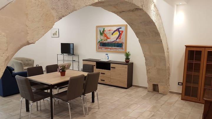 """Appartamento in palazzo d'epoca  """"Patrignani"""""""