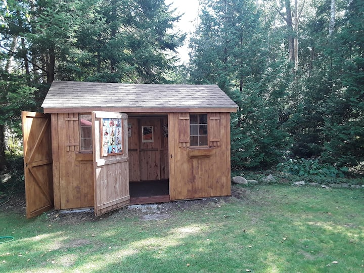 $50/night Just Simple Basic Beach Bunky Hot Shower