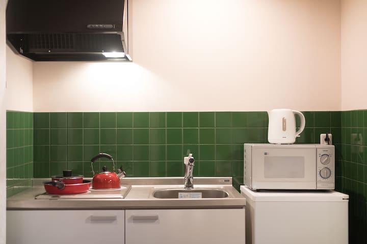 厨房Kitchen