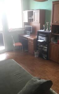 One room for rent with loggia - Košice - Lejlighed