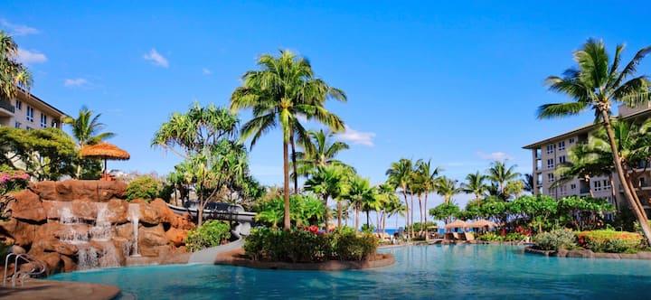 Westin Ka'anapali Resort Maui studio villa 1 bed