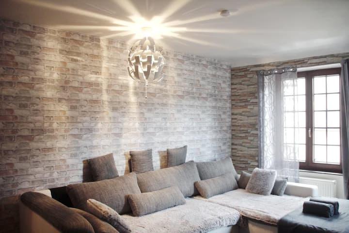 vianden Appartement  cosy au pied du Château