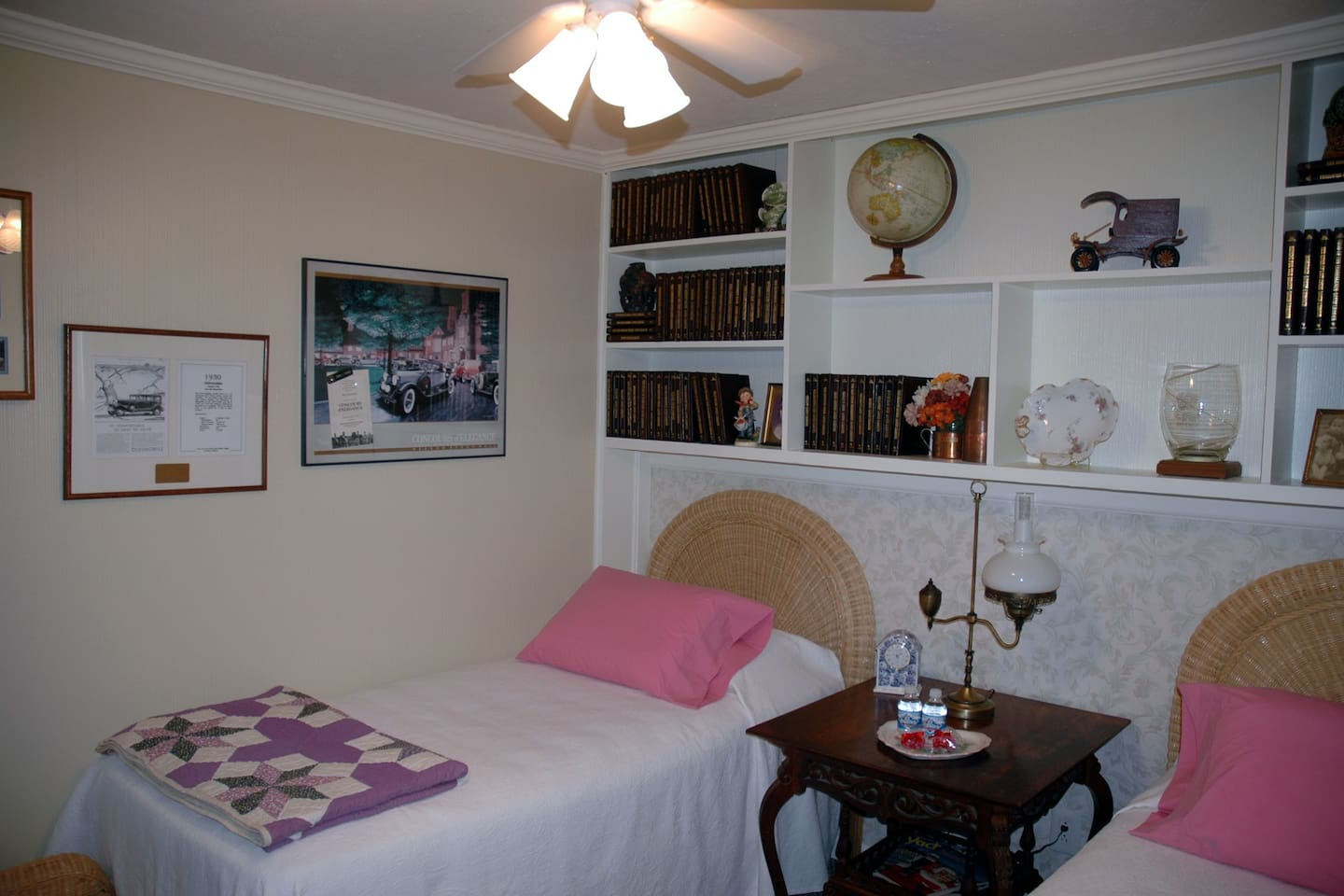 Library Guest Room