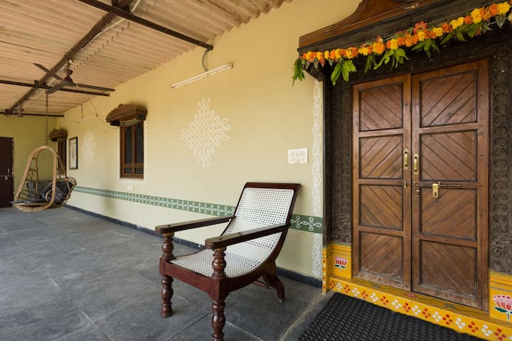 Rustic village home in the heart of the city - Hyderabad - Ev