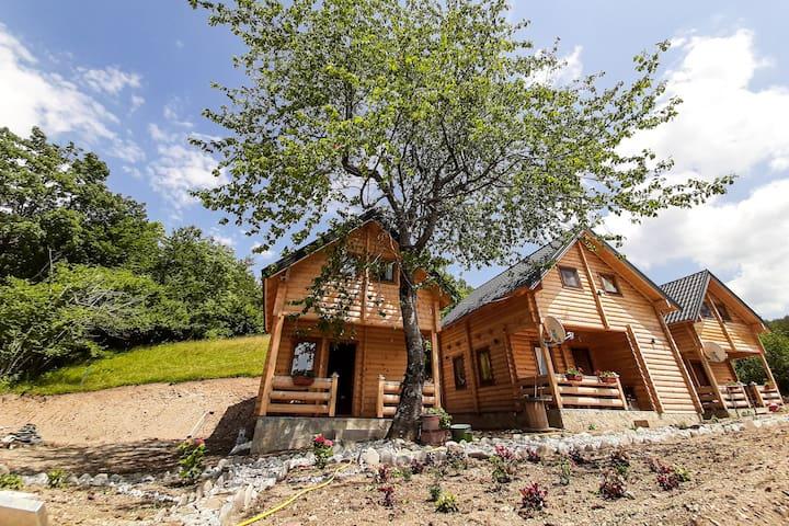 Sunny Hill Cabins Kolasin/Cabin 1