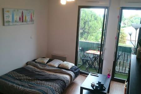 Joli T1 moderne idéalement situé  - Montpellier - Apartment