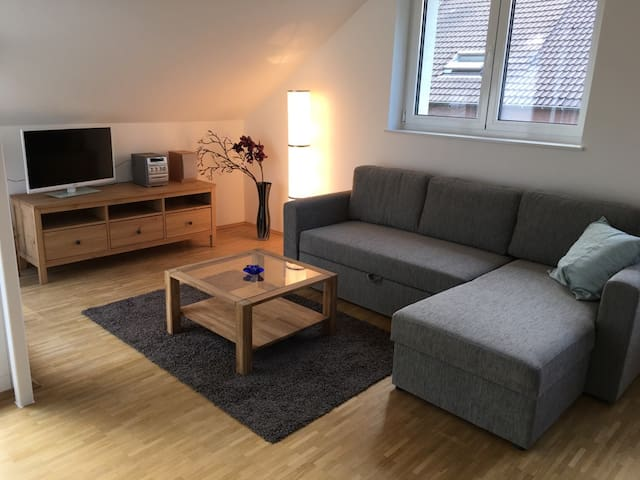 Exclusive Appartement with sunny tarrace - Düsseldorf - Apartment