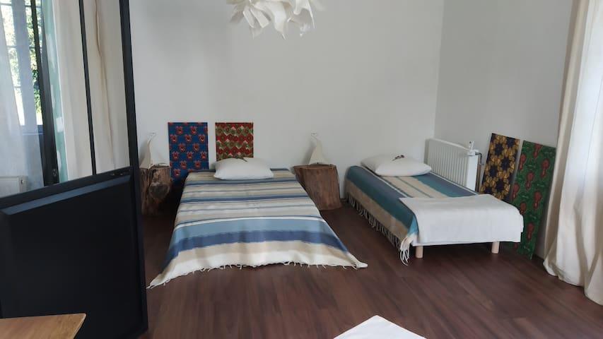 Chambre à louer à proximité d'Angoulême FFA