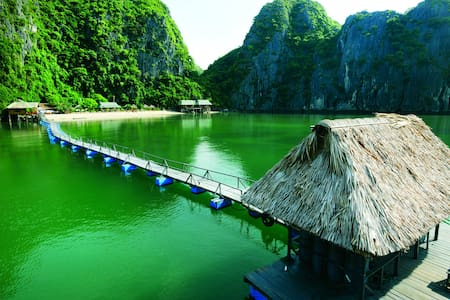 3D2N EXPLORE HALONG BAY & CATBA - tp. Hạ Long