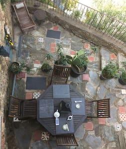 Maison au coeur du village terrasse - Belgodère - Σπίτι