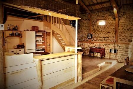 Gîte de Courmarcès - Burlevent