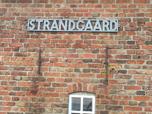 Velkommen til STRANDGAARD - Ringkøbing - Hus