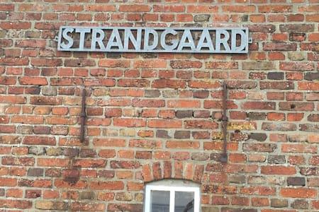 Velkommen til STRANDGAARD - Casa