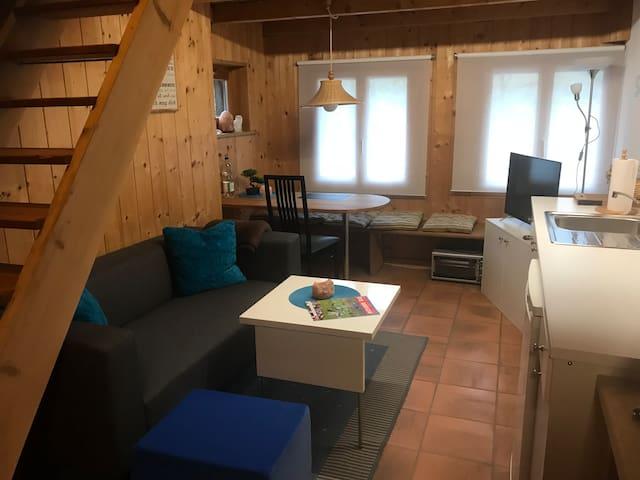 Kleine 1,5 Zimmer Ferienwohnung